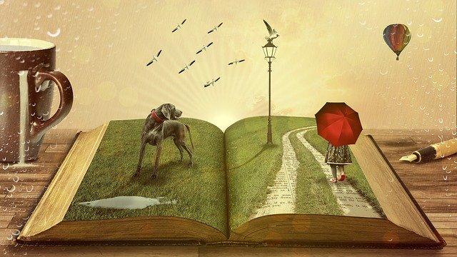 La littérature qui ravive le cœur