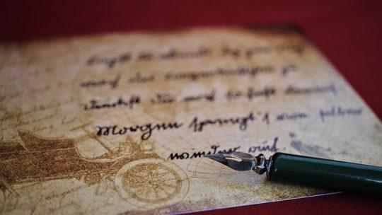 Comment réussir à bien écrire un poème?